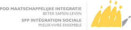 Logo of the SPP Intégration Sociale