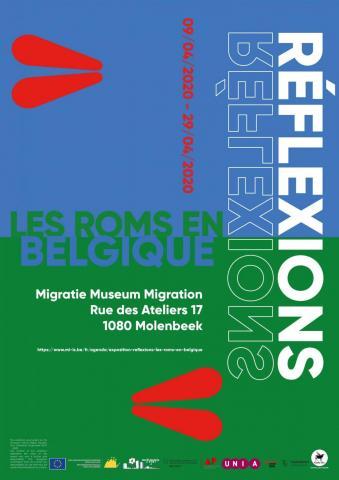 """Annulation de l'exposition """"Réflexions. Des Roms en Belgique"""""""