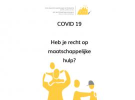 COVID - heb je recht tot maatchappelijke hulp?